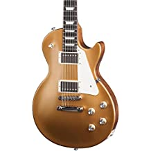 Gibson LPTR17SGNH Les Paul Tribute T 2017 Electric Guitar, Satin Gold
