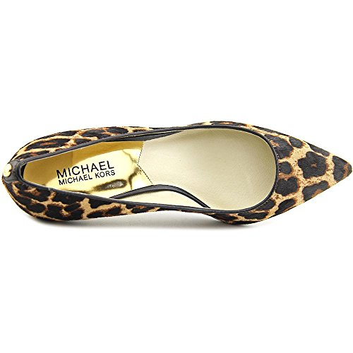 Michael Michael Kors Flex Kitten Pump Pelle Tacchi