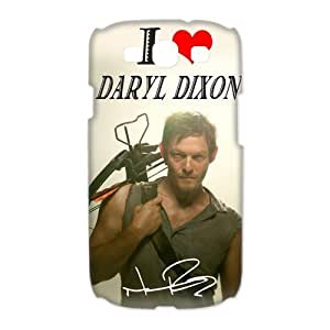 The Walking Dead I Love Daryl Dixon Samsung Galaxy S3 I9300/I9308/I939 Durable and lightweight Cover Case