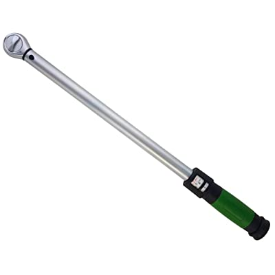 eTORK Click-Style Torque Wrench (1/2-Inch Drive) (50-250 ft.-lbs, 70-340 N.m)