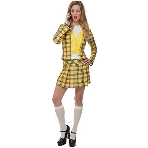 Women's Notionless Valley Girl Costume (Small 4-6)
