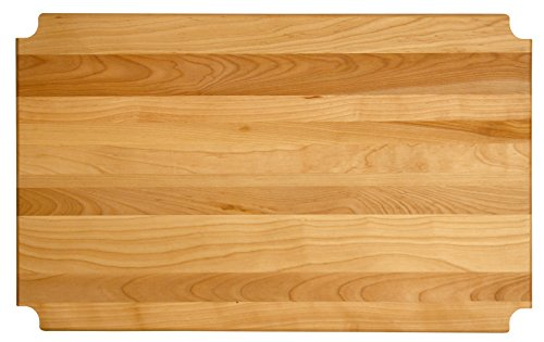 18'' Deep x 54'' Wide Maple Butcher Block by Omega