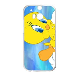 Tweety Bird HTC One M8 Cell Phone Case White Special gift AJ8610P9