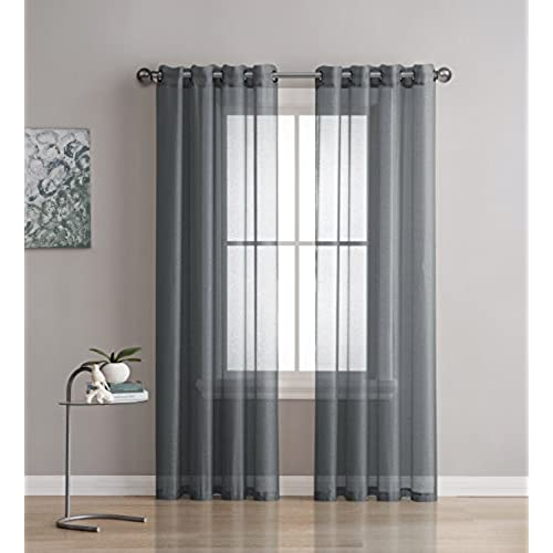 Bedroom Curtains On Amazon Small Bedroom Ideas Nyc Chalkboard Art Bedroom Bedroom Sets For Girls: Modern Bedroom Curtains: Amazon.com