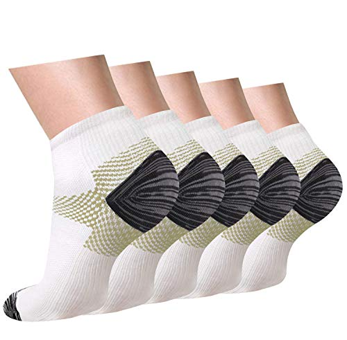 Compression Socks, Athletic and Medical Socks for Running,Circulation,Recovery