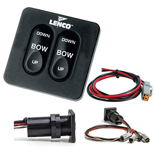 Lenco Indicator Switch - Lenco Marine Inc 15169-001 Standard Integrated Tactile