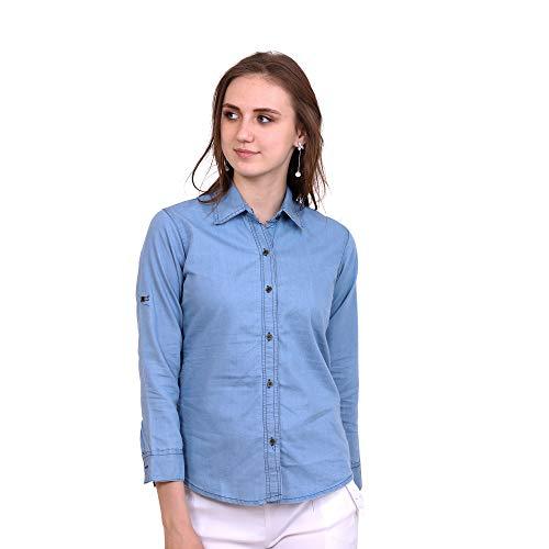 Yasmin Creations Denim Shirt