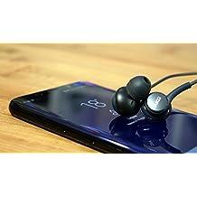 Genuine Black AKG Samsung Earphones Headphones Headset Handsfree For Samsung Galaxy S8 & S8 Plus+ (No Retail Packaging)