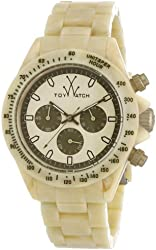 Toy Watch Toy Imprint Horn Unisex FLE08HR Plastic Case Horn shell Plastic Men's & Women's Watch