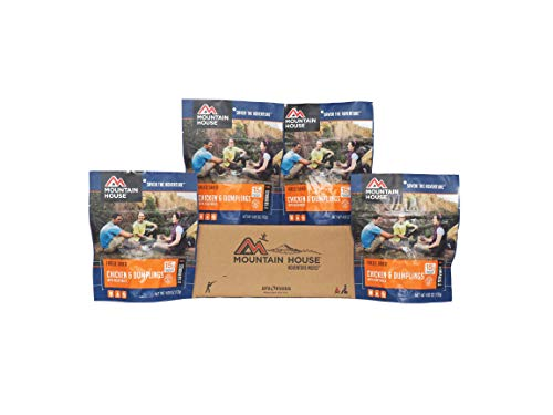 Mountain House Chicken & Dumplings - 4 Pack