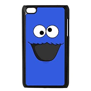 Cookie Monster iPod Touch 4 Case Black delicated gift US6939649