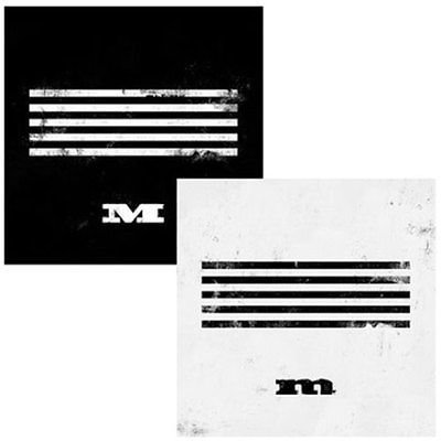 BIGBANG - MADE SERIES [ M ] CD + Photobook + Photocard + Puzzleticket (M or m version) Sealed by KT Music