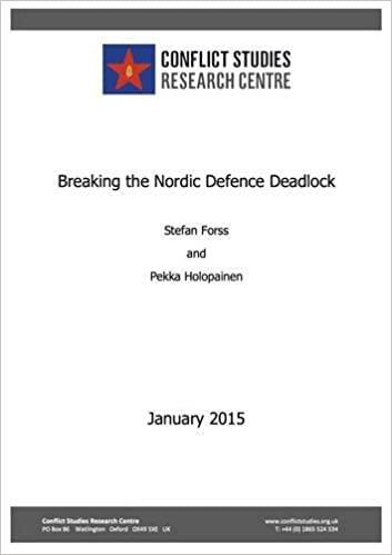 Breaking the Nordic Defence Deadlock