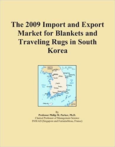The 2009 Import and Export Market for Blankets and Traveling Rugs in South Korea