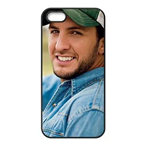 American Country Singer Luke Bryan Cell Phone Case for iPhone 5S