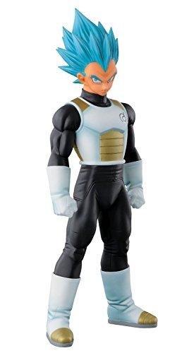 "Banpresto Dragon Ball Z 9.1"" Super Saiyan God Super Saiyan Vegeta Master Stars Piece Figure"