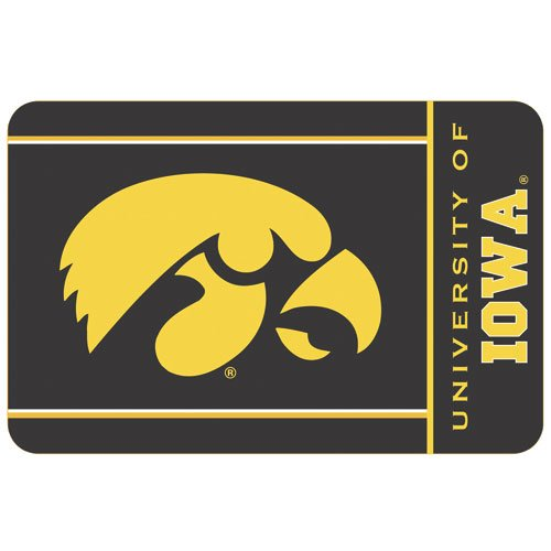 NCAA University of Iowa Mat, Small/20'' x 30'' by WinCraft