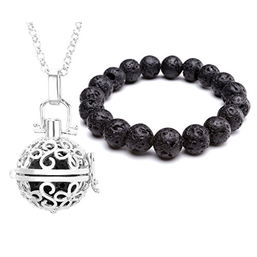Superior Aromatherapy Essential Diffuser Necklace