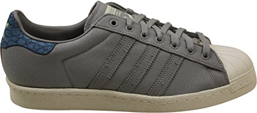 Adidas Superstar 80s Animal Oddit Sneakers Grijs / Wit Heren 13