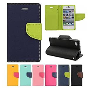 GJY Fashion Color Collision Full Body Cover for iPhone 6(Assorted Color) , Light Green