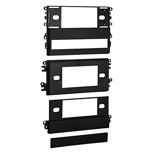 Metra 99-7500 Installation Multi-Kit for Select 1986-1997 Mazda Vehicles with Dash Mounted Radios (Black)