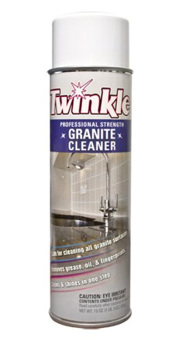 Twinkle Granite Surface Cleaner 19oz (Pack of 3)