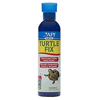 Api Turtle Fix Antibacterial Turtle Remedy 8-ounce Bottle 0