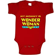 My Mommy is Wonder Woman Size 0-3 Months