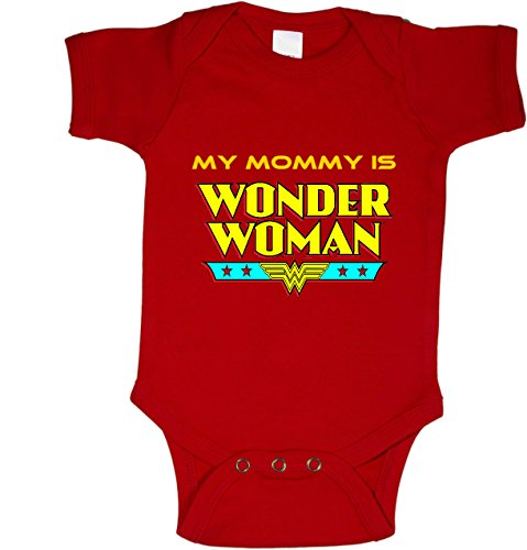 My Mommy is Wonder Woman Size 6-12 Months -