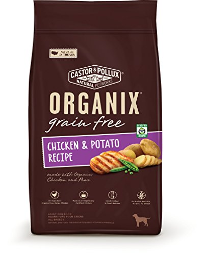 Castor & Pollux Organix Grain-Free Adult Dog Food - 5.25 lbs