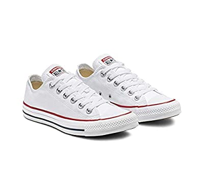Converse Unisex Low TOP Optical White Size 6.5 M US Women / 4.5 M US Men