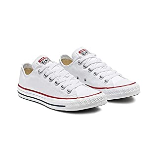 Converse Lo Top Optical White 8