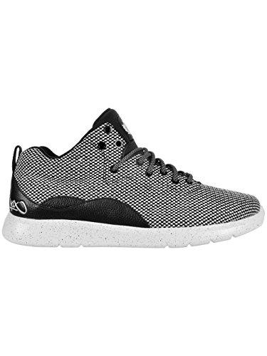 K1X Hombre Zapatillas blanco / negro