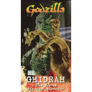 Amazon.com: Godzilla; Ghidrah - The Three Headed Monster ...