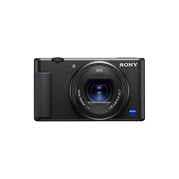 RetinaPix Sony Digital Vlog Camera ZV-1 4K Vlogging Camera with Flip Screen