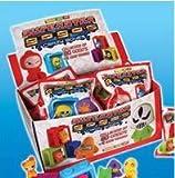 Crazy Bones Gogos Series 6 Superstar Booster Box 24 Packs