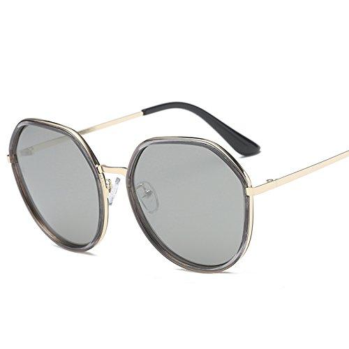 Polvo De Gafas agua De De de Xue zhenghao Sol De Sol De plata Sol Gafas Gafas Gafas Sol Ow6yHqnyU