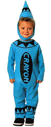 Blue Crayon Toddler Costume (Crayon Costume Toddler)