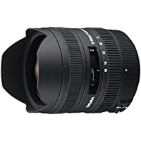 Sigma 8-16mm f/4.5-5.6 DC HSM FLD AF Ultra Wide Zoom Lens for APS-C sized Pentax Digital DSLR Camera
