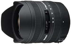 Sigma 8-16mm f/4.5-5.6 DC PAF - Objetivo para Pentax (distancia focal 8-16mm, apertura f/4) color negro