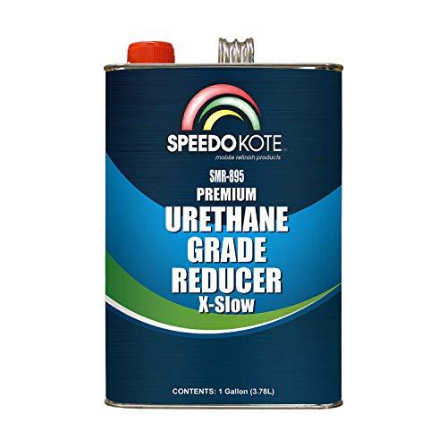 - Speedokote SMR-895 - Universal Extra Slow 90+°F Urethane Grade Reducer, One Gallon