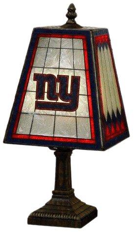 NFL New York Giants 14 Inch Art Glass ()