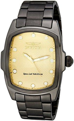 Invicta Men's 17768 Lupah Analog Display Japanese Quartz Grey Watch