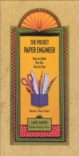 Read Online The Pocket Paper Engineer: How to Make Pop-ups Step-by-step pdf