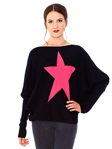 Simplicity Printed Batwing Pullover Knitwear product image