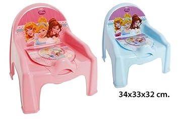 Chaise Petit Pot De Chambre Enfant Bebe Princesse Disney