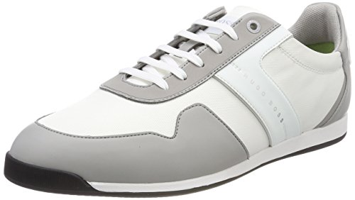 Pastel Sneaker BOSS Lowp 050 Herren Grey Tech Maze Light Athleisure Grau OrXXZW8