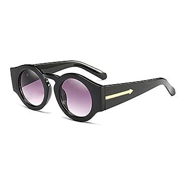Burenqi@@ Gafas de Sol Aviador Gafas de Marca Mujer Gafas polarizadas Gafas de Sol