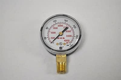 Air Replacement Gauge