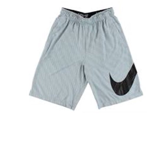 NIKE Mens Printed Pull On Shorts Gray 2XL by NIKE